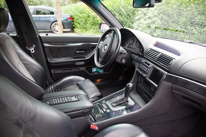 Innenraum es BMW 740i (E38) von Waldemar ('740ger')