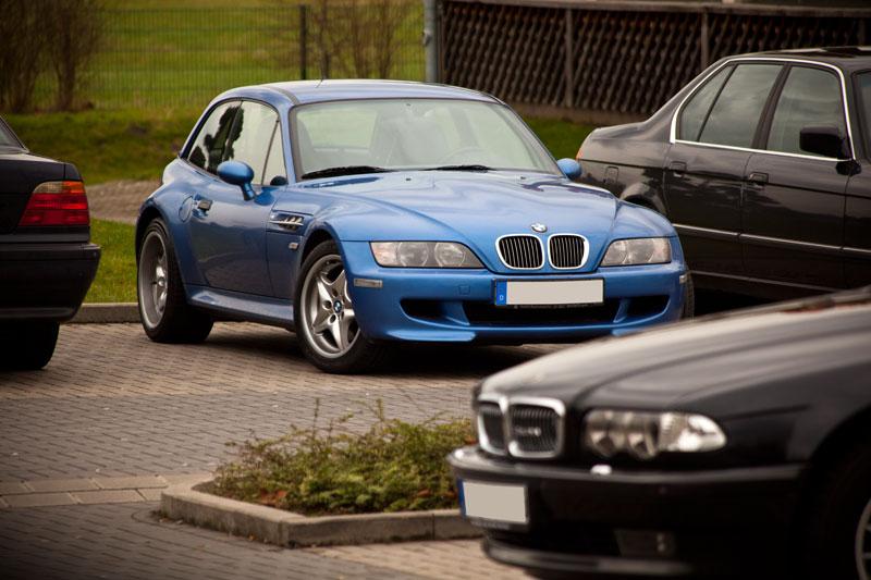 BMW M Z3 Coupé von Michael ('McTube')