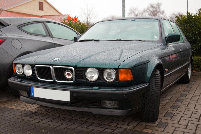 BMW 730i (V8, E32, Bj. 1993) von Siegmund ('biber1956')