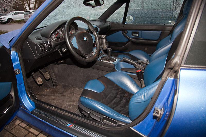 BMW M Z3 Coupé von Michael ('McTube'), Innenraum