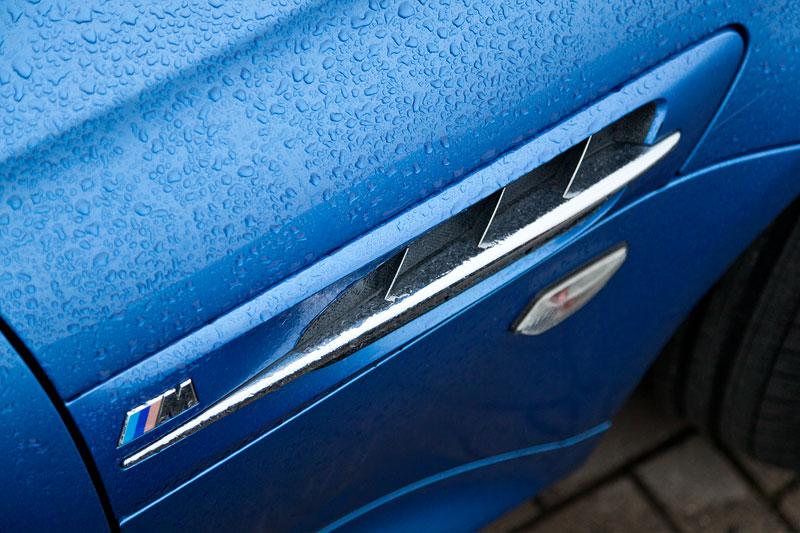 BMW M Z3 Coupé von Michael ('McTube'), seitliche Kieme