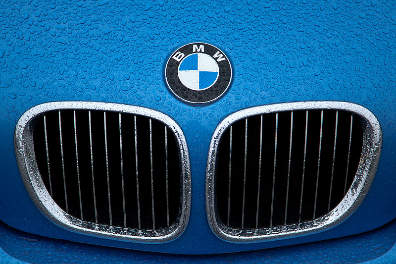 BMW M Z3 Coupé von Michael ('McTube'), BMW Nieren