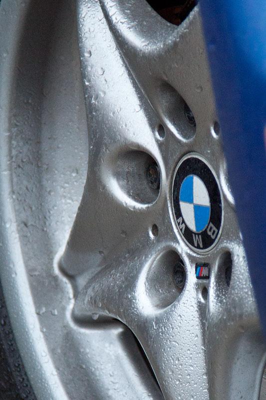 BMW M Z3 Coupé von Michael ('McTube'), Alufelge