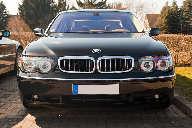 Foto BMW 745Li E66 Von Andre ACS Highliner Mit