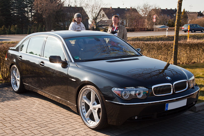 BMW 745Li E66 Von Andre ACS Highliner Aus Lingen Beim