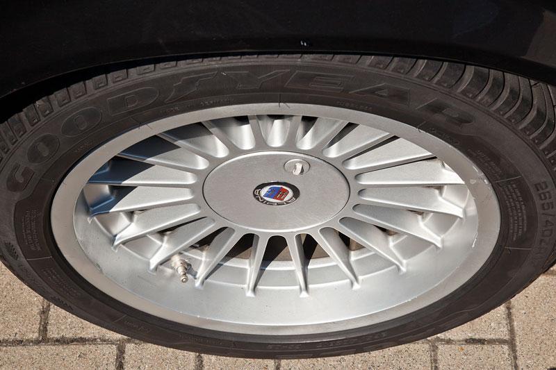 Alpina Rad auf dem BMW 730i (E32) von Ulli ('Jeff Jaas')