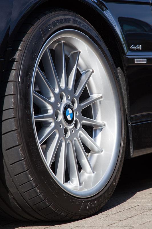 BMW Rad auf dem BMW 740i (E38) von Julian ('juelz')