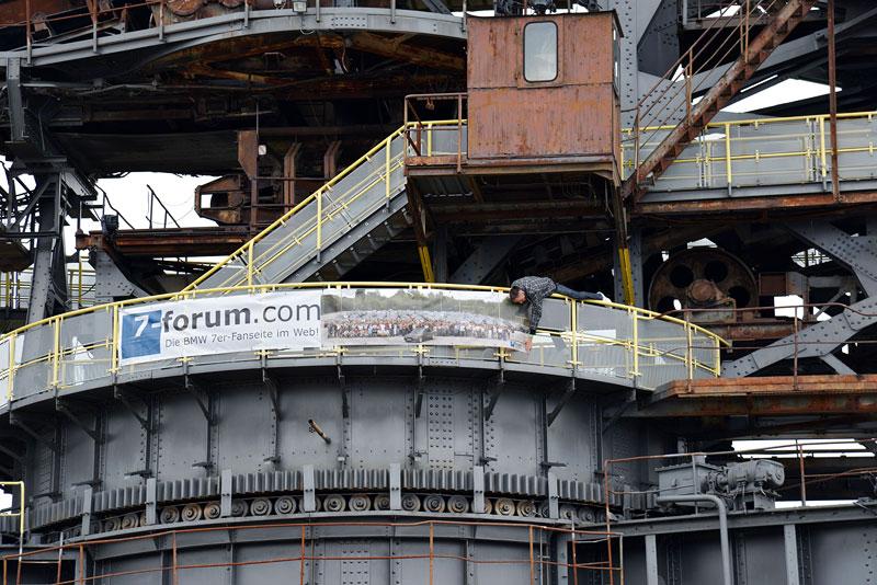 7-forum.com Banner in der Ferropolis