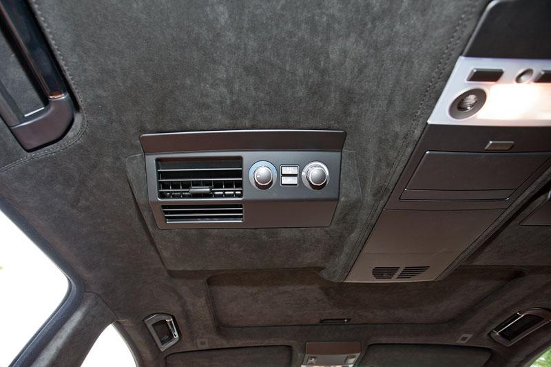 Dachhimmel in Alcantara mit zusätzlicher Fond-Klimatisierung im BMW 760Li von Gregor ('Gregor1969')
