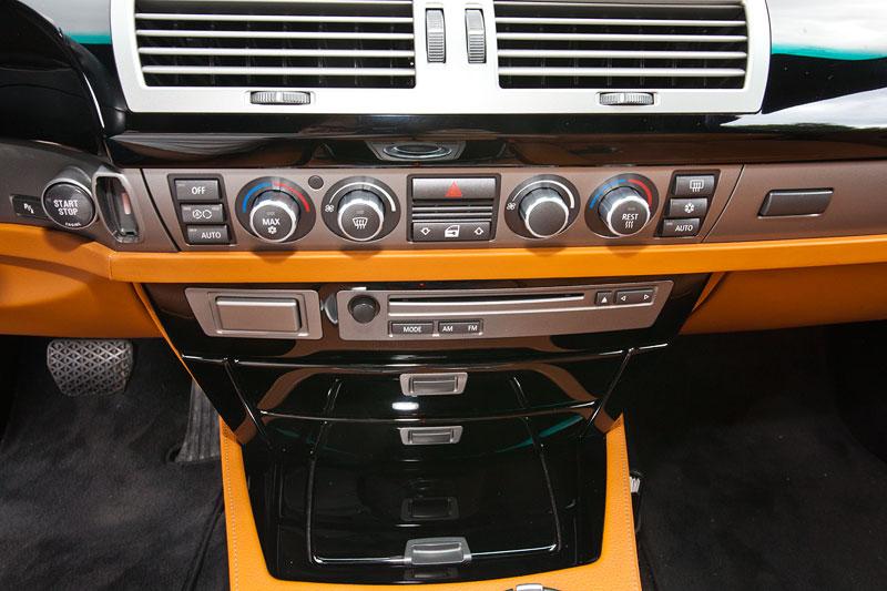 Mittelkonsole im BMW 760Li (E66 LCI) von Gregor ('Gregor1969')