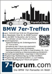 Jahrestreffen 2012 Flyer