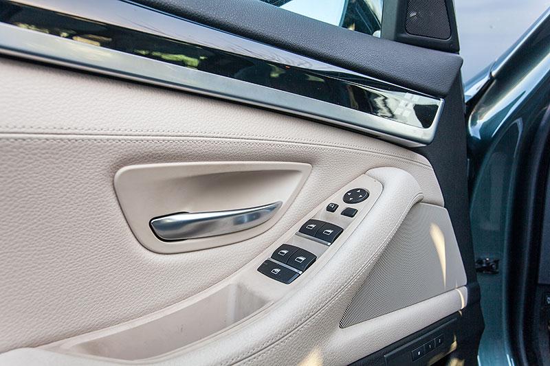 BMW Alpina B5 BiTurbo Touring (F11) von Michael ('Michael1963') mit hellem Interieur