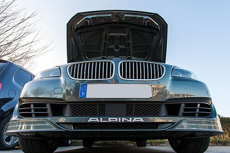 BMW Alpina B5 BiTurbo Touring (F11) von Michael ('Michael1963'), mit Alpina Schürze vorne