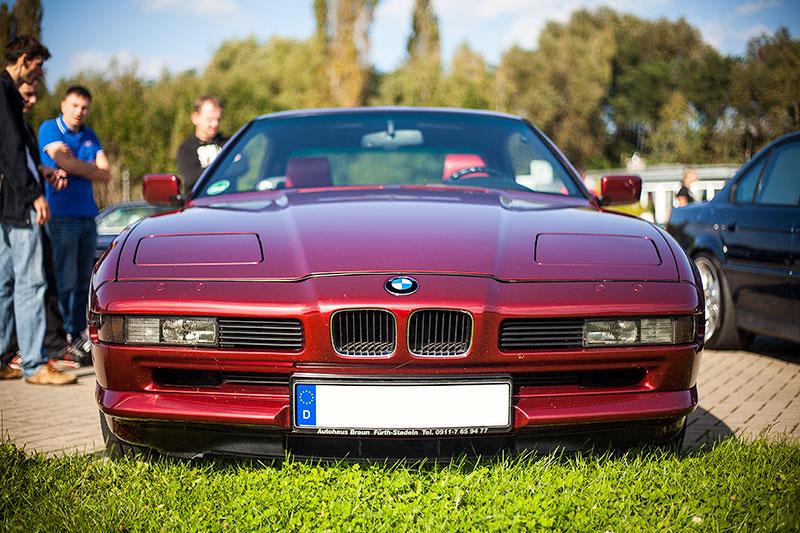 BMW 850i (E31) von André ('erstens') am grosen Goitzschesee