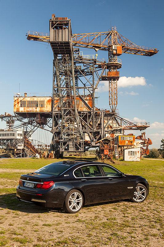 BMW 730Ld (F02 LCI) von Christian ('Christian') an der Ferropolis
