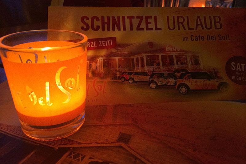 Schnitzelurlaub beim Rhein-Ruhr-Stammtisch im Dezember 2014 in Castrop-Rauxel
