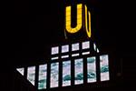 Dortmunder 'U' bei Nacht