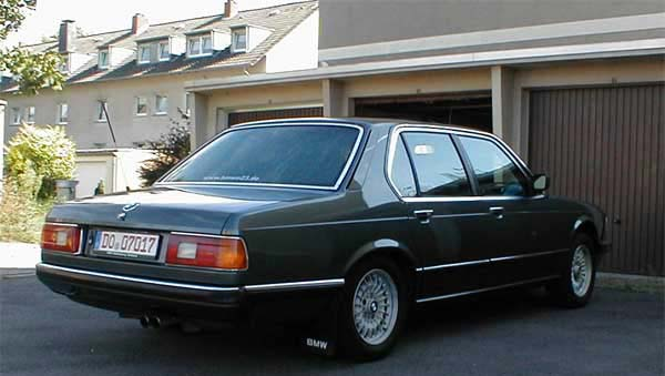 BMW 745iA Executive Von Heinz Peter Schmitz