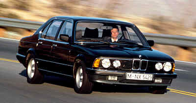 bmw 7er modell e23 technik. Black Bedroom Furniture Sets. Home Design Ideas