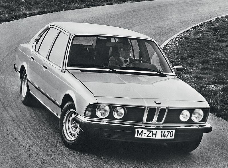 BMW 7er-Reihe der ersten Generation (Modell E23)