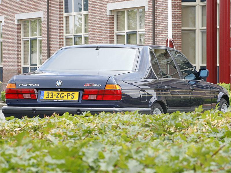 Gestreckt: Gegenüber der Standard-Limousine verfügte der iL über einen elf Zentimeter längeren Radstand