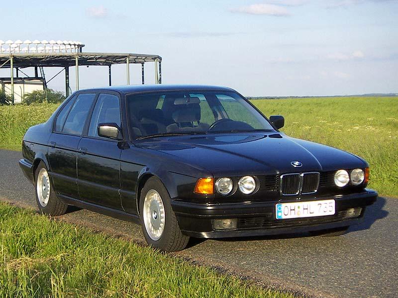 BMW 735i von Herfried