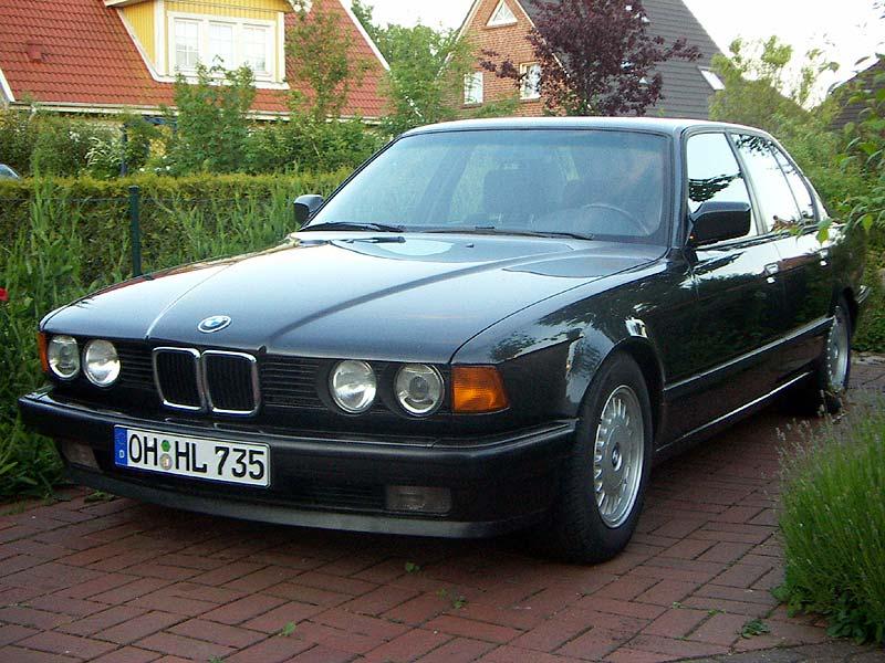 BMW 735i (E32) von Herfried