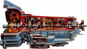 Bmw 7er Modell E32 Automatikgetriebe Www 7er Com