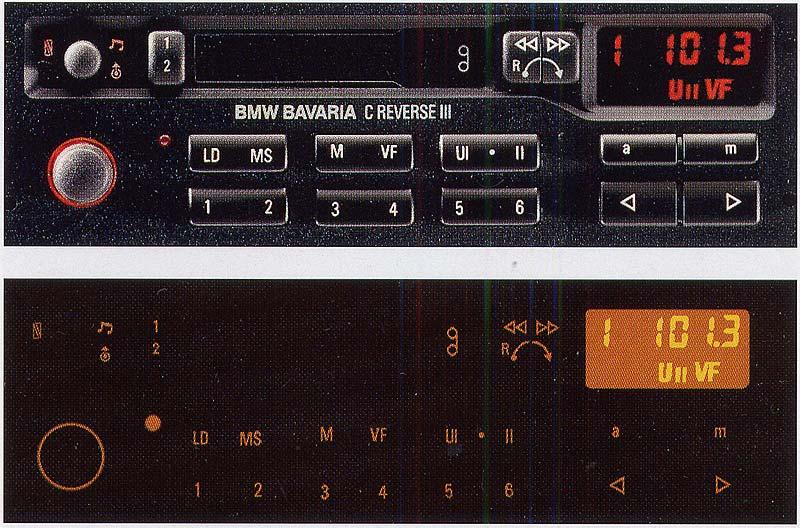 Bmw bavaria c reverse rds bedienungsanleitung for Garage bmw bayern marignane