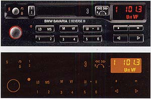bmw 7er modell e32 audio programm www 7. Black Bedroom Furniture Sets. Home Design Ideas