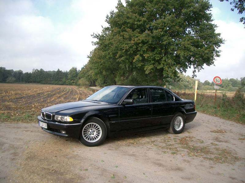 отзывы о BMW 7 reihe e38