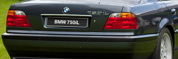 BMW 750iL (Modell E38)