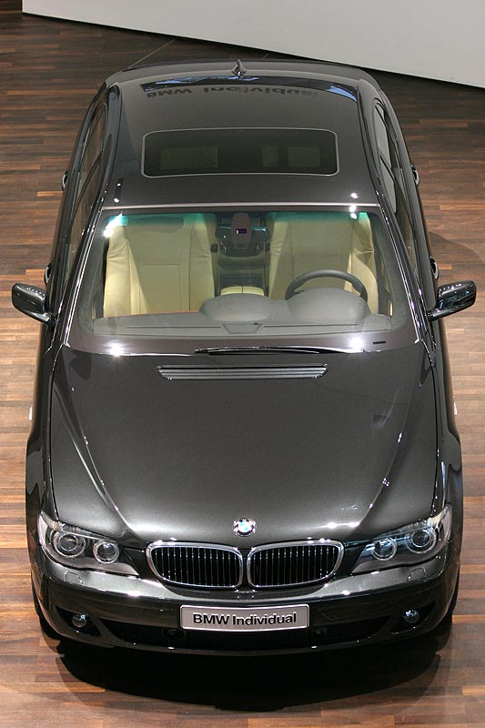 "Exquisite 2008 BMW 760Li ""Individual Edition"" - ClubLexus ..."