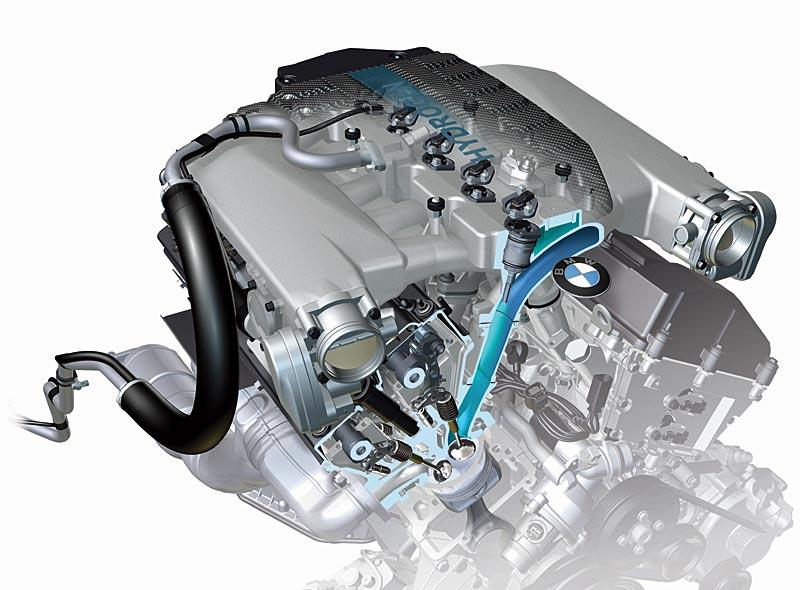 BMW Hydrogen 7: Wasserstoff V12-Motor