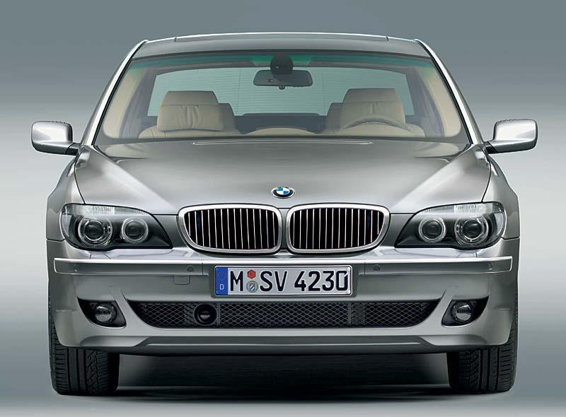 BMW 750Li, Modell E66, ab 4.2005