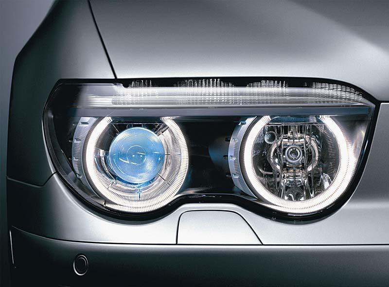 Scheinwerfer BMW 7er