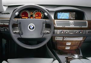 Bmw 7er Modell E65 Ausstattung Www 7er Com