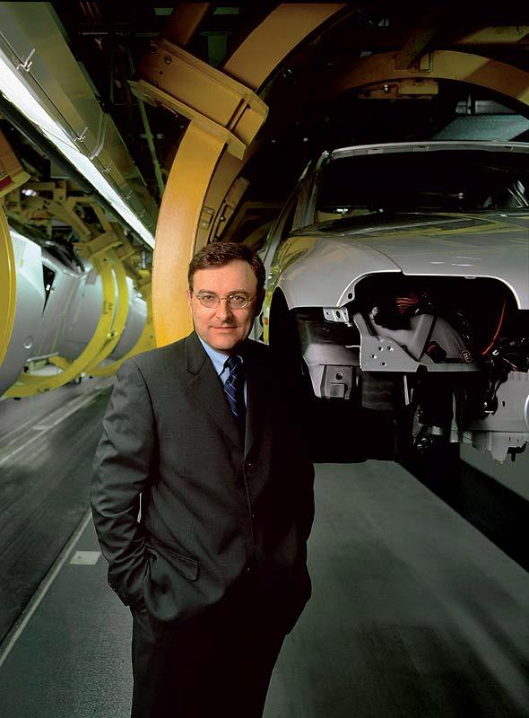 Dr. Norbert Reithofer, BMW Group, Mitglied des Vorstands der BMW AG, Produktion