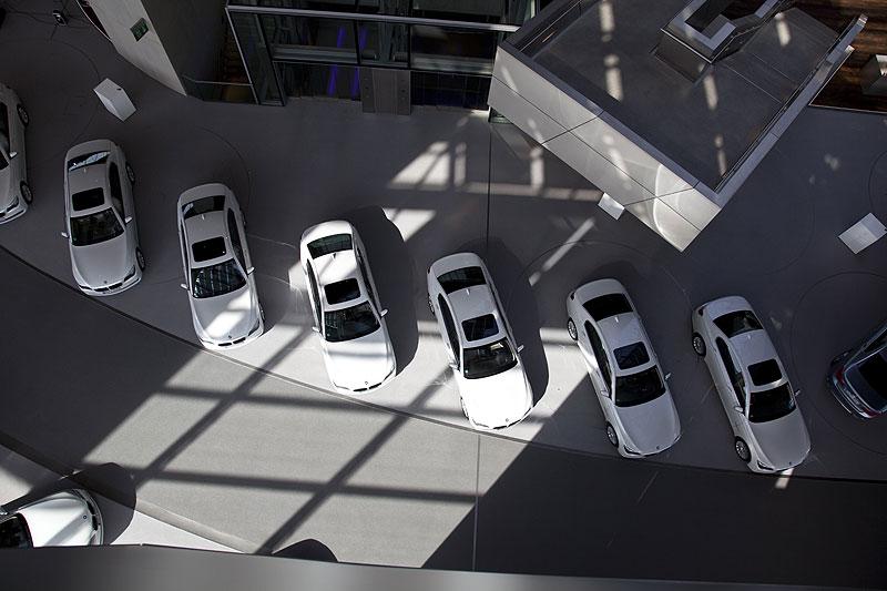 BMW 760Li Präsentation in der BMW Welt in München