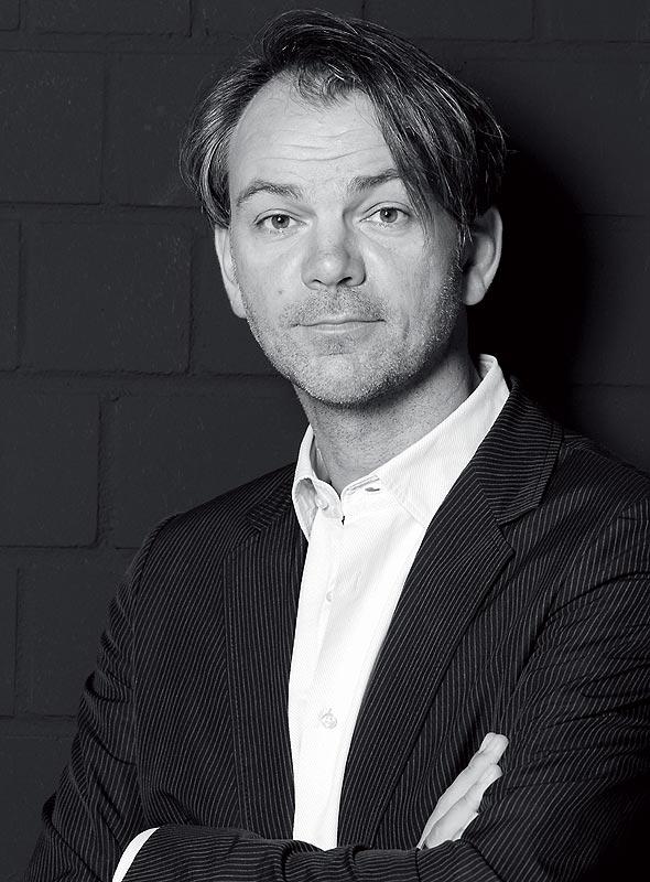 Adrian van Hooydonk, Leiter Design, BMW Automobile (2007)