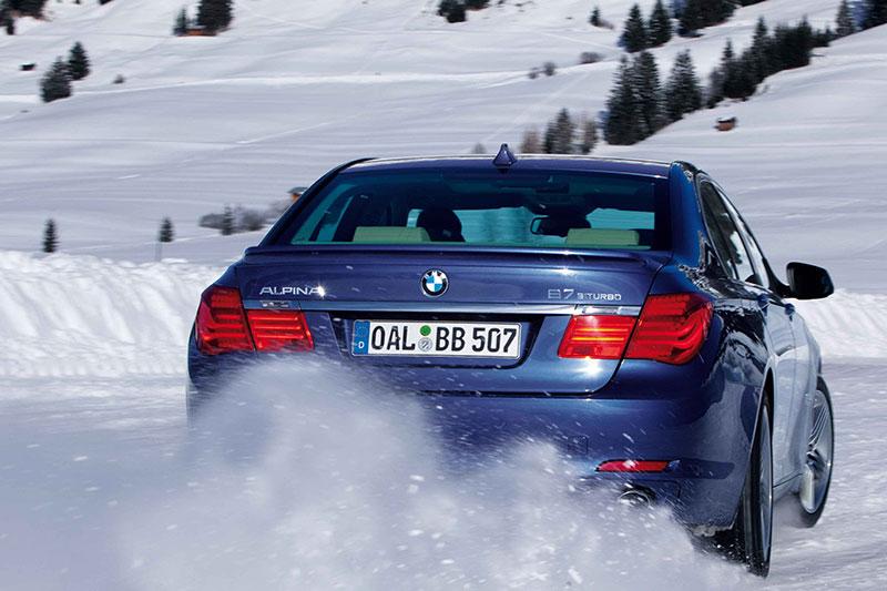BMW Alpina B7 BiTurbo Allrad (Modell F01)