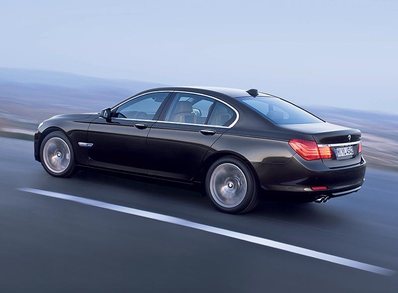 BMW 730d (Modell F01, ab 2008)