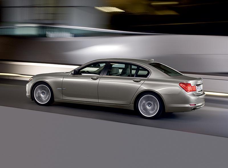 BMW 750Li (Modell F02, ab 2008)