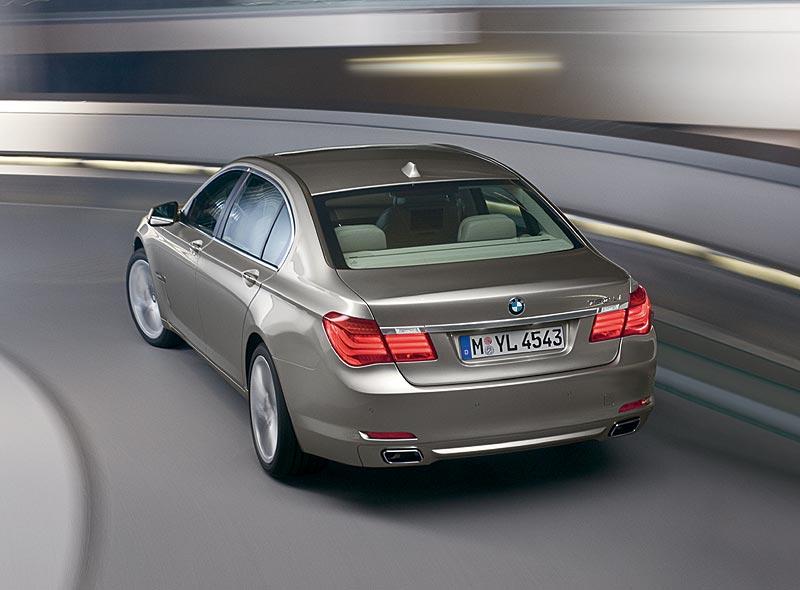 BMW 750Li (Modell F01, ab 2008)