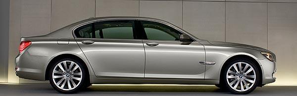 BMW 750Li Modell F02 Ab 2008