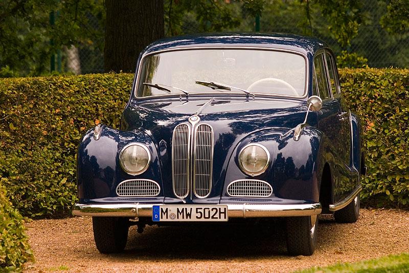 BMW 2600, ehemaliger Neupreis: 15.450,- DM