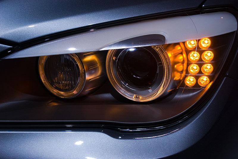 LED-Blinker im neuen 7er