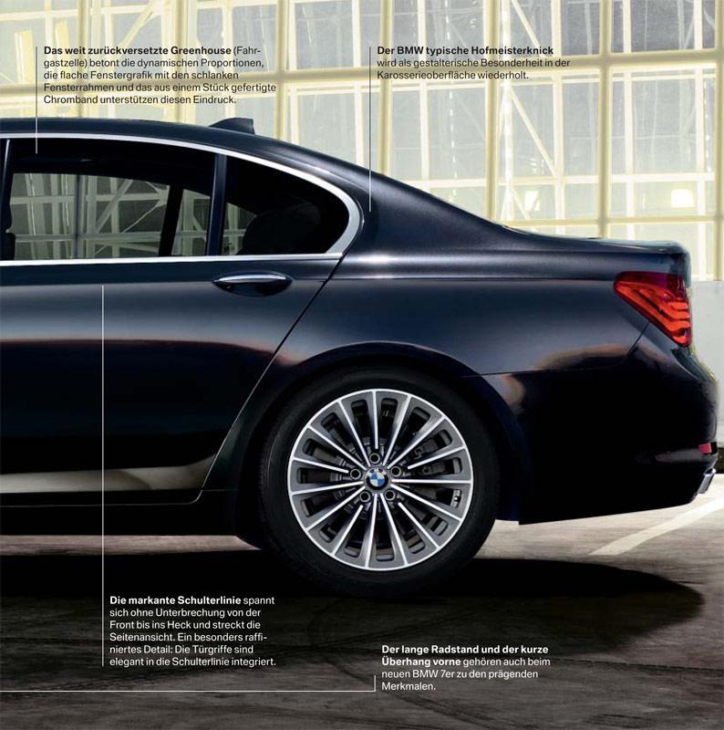 Die perfekte Formel für Eleganz und Dynamik lautet auch in der Luxusklasse: lang, flach und gestreckt - Teil 2