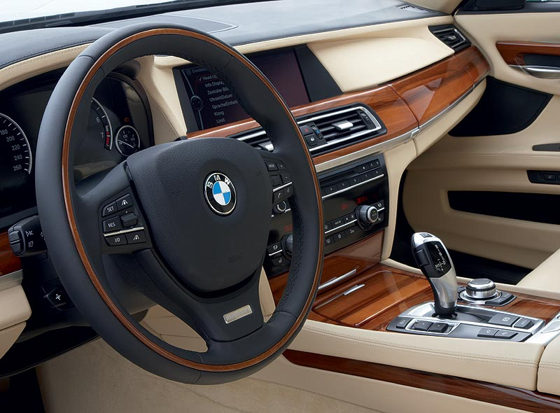Foto bmw 7er reihe individual interieur vergr ert for Bmw serie 7 interieur