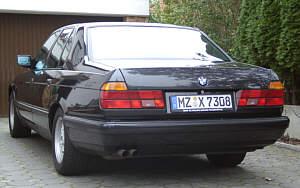 BMW 730i V8 E32 Von Andreas Netscher